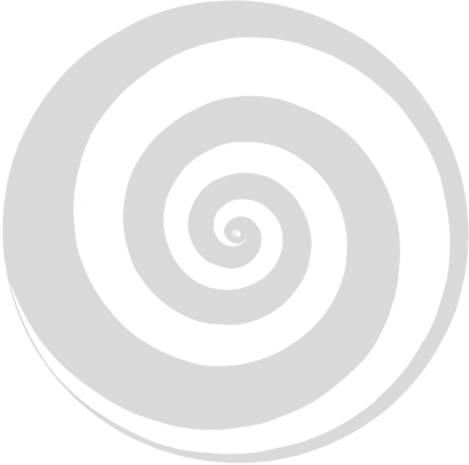 Graphic Black Hurricane Swirl Designs