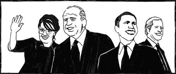 America Elect: a graphic novel