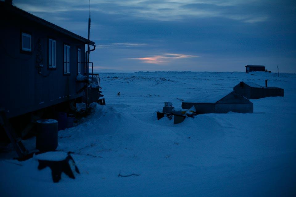 Alaska on the edge: Newtok's residents race to stop village